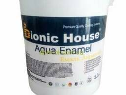 Эмаль для дерева Aqua Enamel Bionic House 2, 5 л