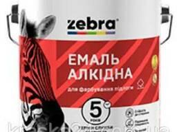 """Эмаль для пола ПФ-266 """"Зебра"""" 2, 8 кг"""