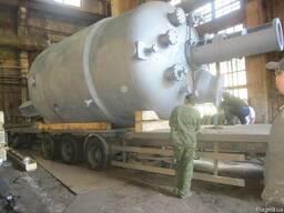 Эмалированный реактор 40м3. Куплю. быстрый расчет.