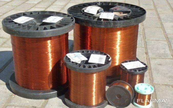 Эмальпровод ПЭТ-155 диаметр 1,06 мм