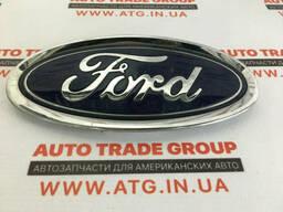 Эмблема крышки багажника Ford Fusion