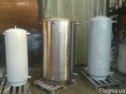 Емкость, бак теплоаккумулирующий для отопления, ГВС