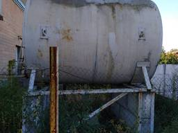 Емкость (цистерна, бак) для хранения топлива, 10 мкуб