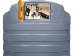 Емкость для дизтоплива 2500 л, мобильная заправка, мини АЗС
