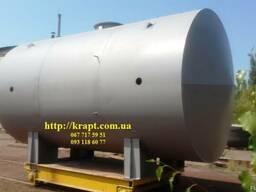 Емкость для хранения воды 25 м. куб