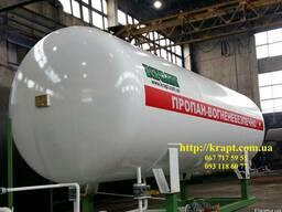 Емкость для пропан-бутана, резервуар для газа