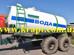 Емкость для транспортировки воды 8 куб. м