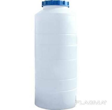 Емкость для воды вертикальная круглая 300 (л)