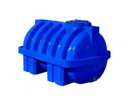 Емкость горизонтальная для воды 250 (л)