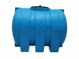 Емкость горизонтальная круглая для воды G - 500