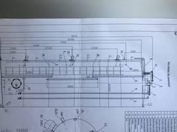 Емкость из нержавейки 52м3, цистерна, бочка, бак, резервуар