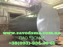 Емкость металлическая 20м3, цистерна 20м3