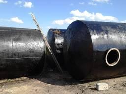 Бочка 50 m³ (резервуар 50, емкость металлическая, цистерна)