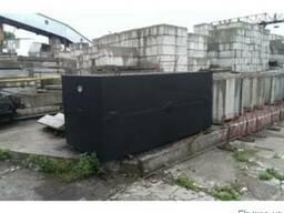 Емкость (резервуар) 4000 л. для закапывания в грунт