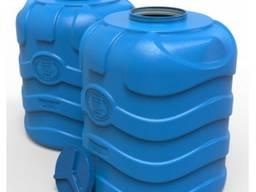 Емкость трехслойная пластиковая вертикальная 750 л