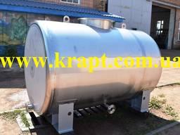 Танк (резервуар) для промывной воды объемом 6, 2 м³