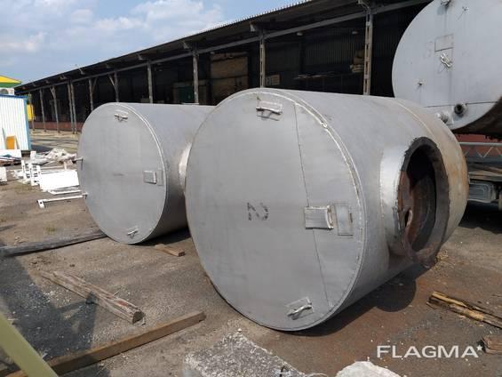 Емкости, бочки, резервуары 5,10,25,50,75 куб реактор 0,6 куб