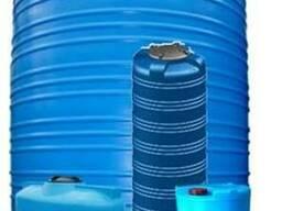 Емкости для питьевой воды, из пищевого полиэтилена