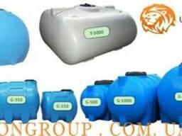 Емкости для транспортировки воды и КАС до 15м3