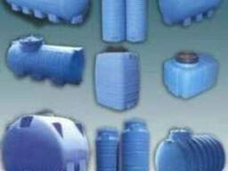 Емкости для воды Кривой Рог