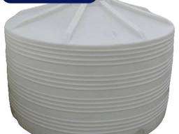 Емкости для воды пластиковые 1000, 1500, 2000, 5000 10000 це