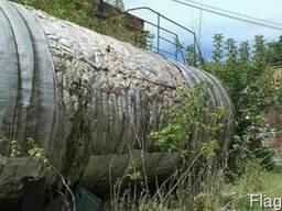 Емкости и реактора из нержавеющей стали 50 м3