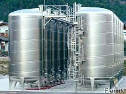 Емкости из нержавеющей стали, ЦКТ, форфасы - фото 3