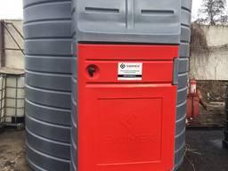 Емкости из Пластика для хранения Топлива, питьевой воды и Хи