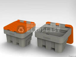 Емкости (контейнера) для сыпучих материалов