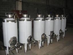Емкости резервуары металлоформы металлоконструкции