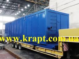 Емкость контейнерного типа прямоугольная открытая