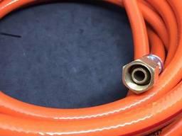 EN Poland Шланг газовий для під'єднання пальників та пушок 3/8LH - 3/8LH 4м 0455301