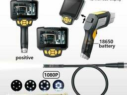 """Эндоскоп автомобильный технический с 4.3"""" дисплеем Prostormer SPCC066, 8 мм, 1 метр. .."""