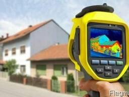 Энергоаудит | Тепловизионное обследование | Теплоаудит