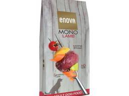 Enova mono lamb корм для собак ультра премиум