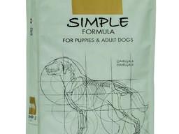 ENOVA Simple Formula корм для собак ультра премиум