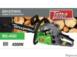 Бензопила Tatra Garden MS-4500