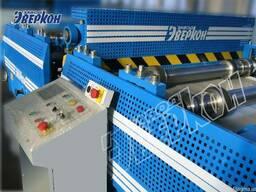 Equipment (machine) for profiled flooring (sheeting) - photo 3