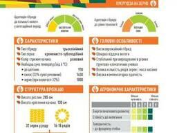 ЕС Бриллиант кукуруза купить, Бриллиант цена, фао 350