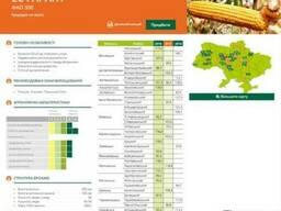 ЕС Гарант кукуруза купить, Гарант цена, фао 300