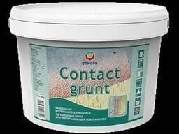 Eskaro Contact Grunt адгезионный грунт для невпитывающих пов
