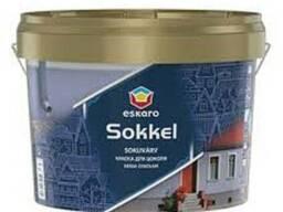 Eskaro Sokkel краска для цоколей 9,5 л.