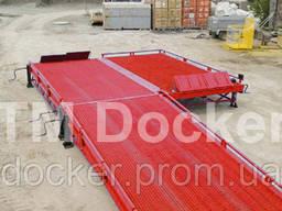 Эстакада перегрузочная Docker 6т с заездом