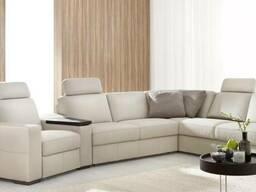 Etap-sofa Современная угловая мебель в жилом помещении прак
