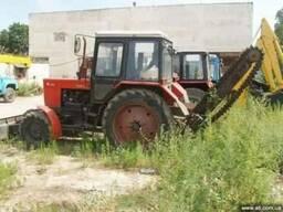 ЭТЦ 1609(ЭТЦ 165), бара, 2004г. в. , на базе МТЗ 82,