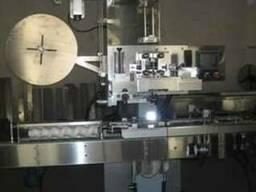 Этикетавтомат SLM-100 (для термоусадочных этикеток)
