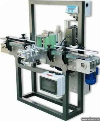Этикетировочный автомат LS-105R2