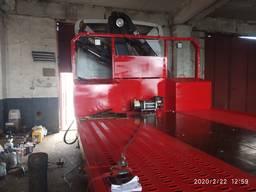 Евакуаторна платформа, автовоз
