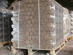 Евродрова брикеты ДУБ Nestro и Пеллеты 6мм