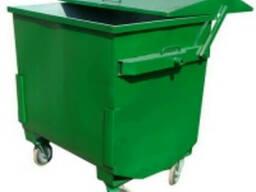 Євроконтейнер для сміття № 2 1. 1 м³